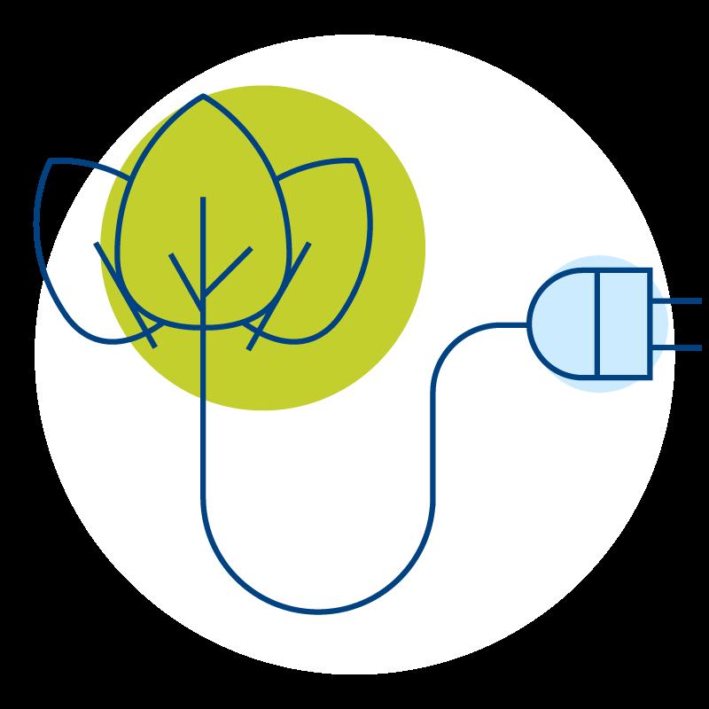 Energie Einsparung